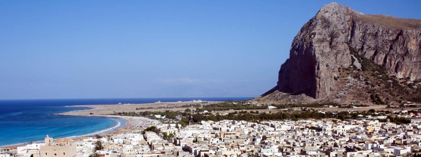San Vito Lo CapoTerra di sole e di mare